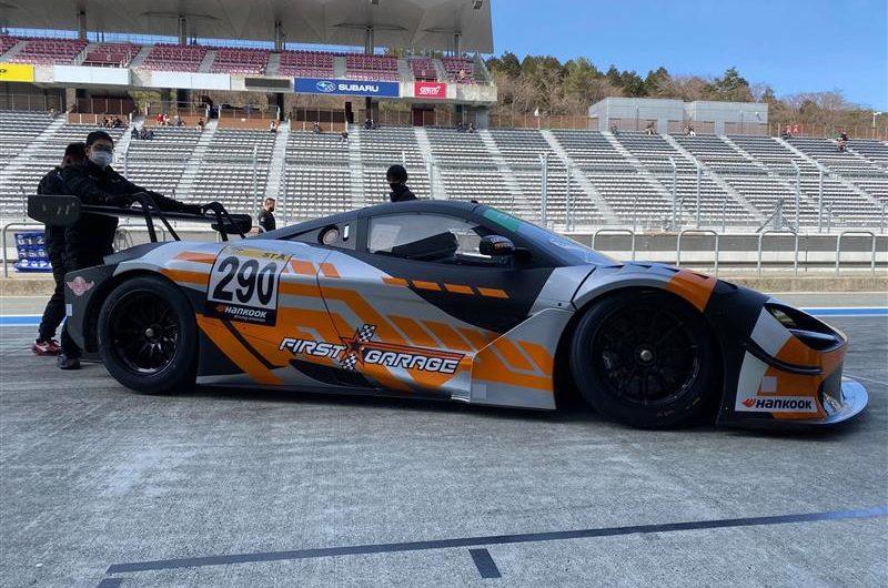 好感触!! 総合2位で公式テスト終了【Floral Racing with ABSSA S耐Project】