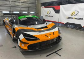 First Garage 720S GT3発進!!【FLORAL Racing with ABSSA S耐プロジェクト】