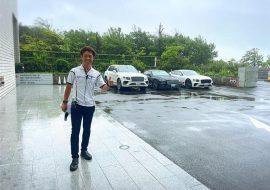 淡路島でベントレー試乗会【ワンスマ7月の予定】