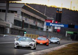10月21日 McLaren Free Run in FSW